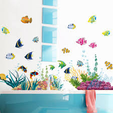 Bathroom Fish Decor Popular Fish Decor For Bathroom Buy Cheap Fish Decor For Bathroom
