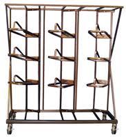 Saddle Display Stands Saddle Racks Saddle Stands and Saddle Blanket Displays by JH Best 49