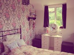 Pink And Purple Wallpaper For A Bedroom 20 Cool Interior Wallpaper Design Ideas For Home Decpot