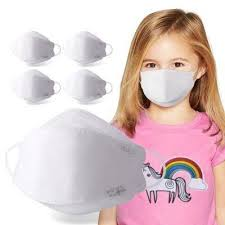 <b>KN95 N95 FFP2 KF94</b> Disposable Kids Mask 4 Layer Dustproof Anti ...