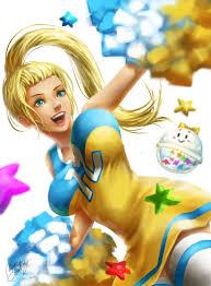 Cheerleader Cookie Cookie Run By Nhaliz On Deviantart