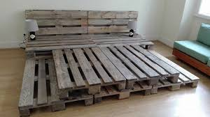 pallets furniture. whole pallet platform bed 150 wonderful furniture ideas 101 pallets