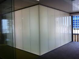 opaque cubicle glass room divider partitioning with privacy design