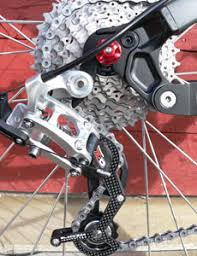 mountain bike parts and components