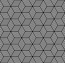Art Patterns Custom Pattern Blackyellowwhite Neon Pinterest Patterns