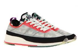 Scotch Soda Sneaker Vivex Neoprene Grey Geo Print