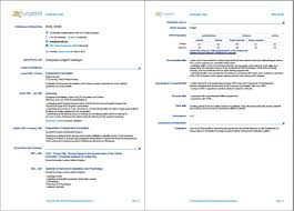 Different Resume Format Resume Formats In Various Countries How Do They Differ