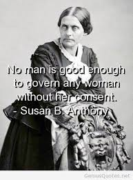 Susan B Anthony Quotes Magnificent Susan B Anthony Quotes