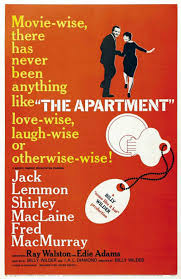 The Apartment 1960 Classic Movie Posters In 2019 Movies Online