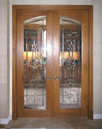 custom interior french doors custom wood