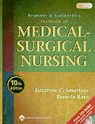 Brunner Suddarth 12 Edition Test Bank Download Brunner And Suddarth Textbook Of Medical Surgical
