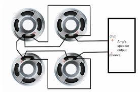 ibanez silver series wiring diagram ibanez wiring diagrams four speakers in series parallel e6410679 ibanez silver series wiring diagram