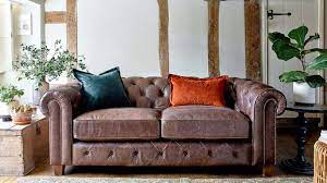 how to repair a leather couch and