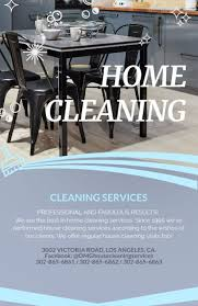 House Cleaning Services Flyers Cleaning Services Design Templates T Shirts Insta Stories