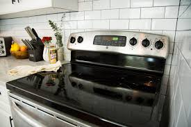 bon ami powdered cleanser excels in the kitchen and a glass top stove is no exception because a ceramic glass top stove isn t coated in another material