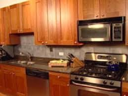 Vinyl Flooring For Kitchens An Easy Backsplash Made With Vinyl Tile Hgtv