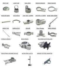 Chain Link Fence Fittings Spaulding Fence Supply
