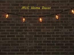 cafe lights outdoor string lights