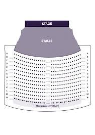 Seating Plan Royal Court Theatre