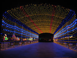 Christmas Lights At Del Mar Fairgrounds Sensory Overload Christmas Festivities