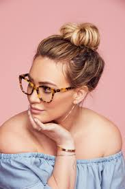 Plus, the entire line happens to be credit: Zora Mood Cultured Determined Imaginative The Muse X Hilary Duff Zora Is An Angular Cat Eye Frame With All Arou The Duff Hilary Duff Style Stylish Glasses