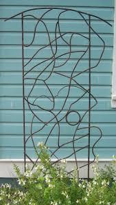 Small Picture Top 30 Metal Garden Trellis Designs Decoration Iron Trellis