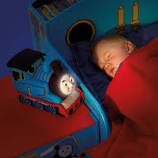 thomas the tank engine and friends go glow pal night light brand new