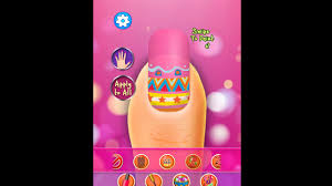 Pedicure Spa Salon-Nail Salon Games-Nail art salon - YouTube