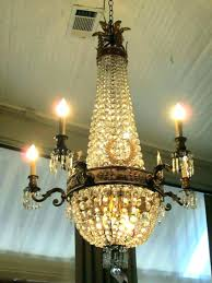 old chandaliers