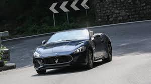 BMW 5 Series bmw m6 vs maserati granturismo : Maserati GranCabrio Sport (2017) review by CAR Magazine