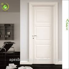 white wood door. Interesting White White Paint Indoor Wood Door In White Wood Door Alibaba