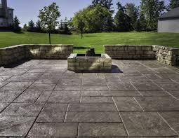 classic flagstone patio cost laundry room minimalist by stamped concrete patio 800x jpg