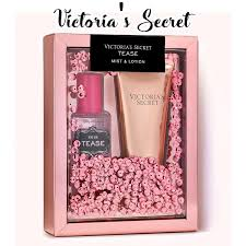 victoria s secret tease lotion mist 2pc gift set 11street msia gift sets