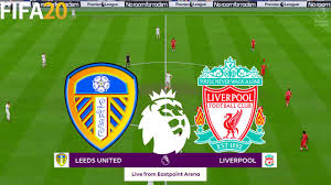 FIFA 20 | Leeds United vs Liverpool - Premier League - Full Match &  Gameplay - YouTube