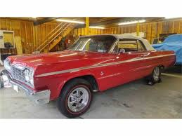 1964 Chevrolet Impala SS for Sale on ClassicCars.com - Pg 2