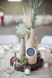 Rustic Weddings Centerpiece