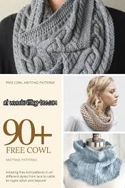 Free Knit Patterns Awesome 48 Free Cowl Knitting Patterns You'll Love To Knit Up 48 Free