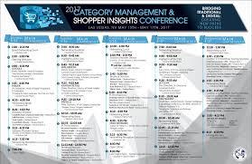 Conference Agenda New 48 Agenda Category Management Association