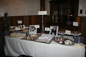 Wedding Food Tables Wedding Reception Food Presentation Hopeful Homemaker