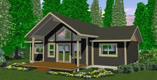 One Room Cabin Kits The Tabor Prefab Cabin And Cottage Plans Winton Homes