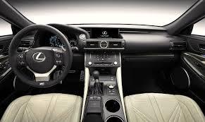 lexus 2015 interior. Delighful Lexus 2015 Lexus RC 350 F Interior To Interior