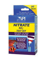 Api Nitrate Test Kit Complete 90 Tests Freswater Saltwater