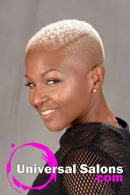 Natural Haircut For Short Hair From Montrose Whitaker