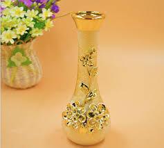 China DIY European <b>Fashion Ceramic</b> Flower Vase <b>Home</b> ...