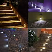 Dhl Free Building Hotel Outdoor Footstep Lightening