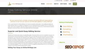edit essay online the oscillation band i don t know any online services like this that are