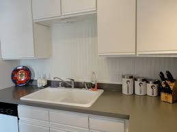 White Beadboard Kitchen Cabinets White Kitchen Cabinets With Soapstone Countertops From Kit To Lr