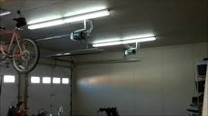 Get Quotations U0026middot New Garage Lighting Dream Space Project Update  Paint Dry Wall White With Roller DIY  I