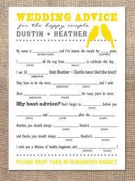 best 25 funny wedding advice ideas on pinterest romantic Humorous Wedding Advice wedding advice card from 2littleyellowbirds on etsy humorous wedding advice for bride