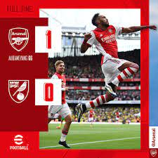 Arsenal - We're up and running ...